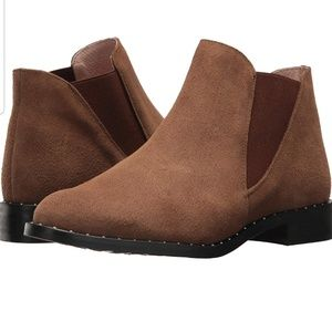 NEW Patricia Green Palma Suede Booties